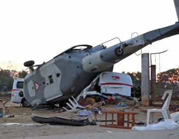 Los accidentes aéreos que han marcado al gobierno mexicano