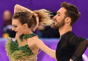 """Gabriella Papadakis, la patinadora que vivió su """"peor pesadilla"""" por un problema con su vestuario"""