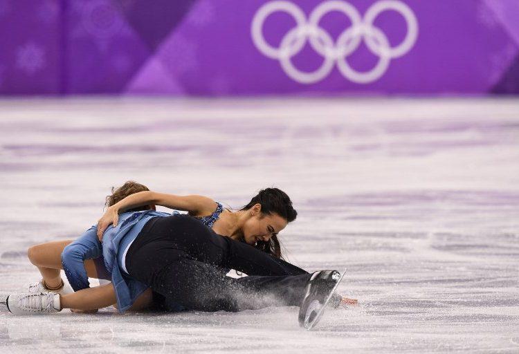 """""""Nos miran como cachorros lastimados"""": así es sufrir una caída en el patinaje artístico"""