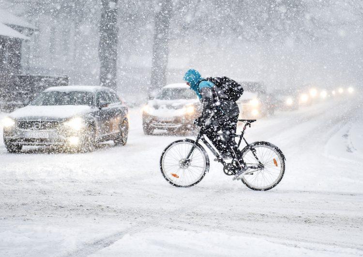 """""""La bestia del este"""" congela Europa, mientras el Ártico espera una """"ola de calor"""""""