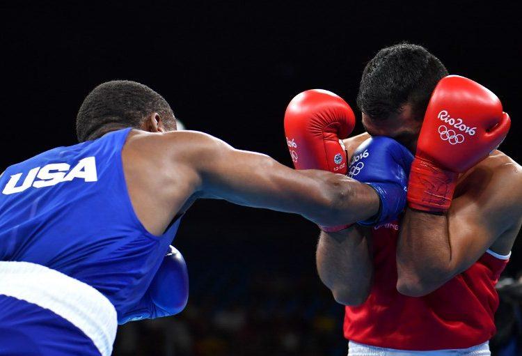 boxeo olímpico estados unidos