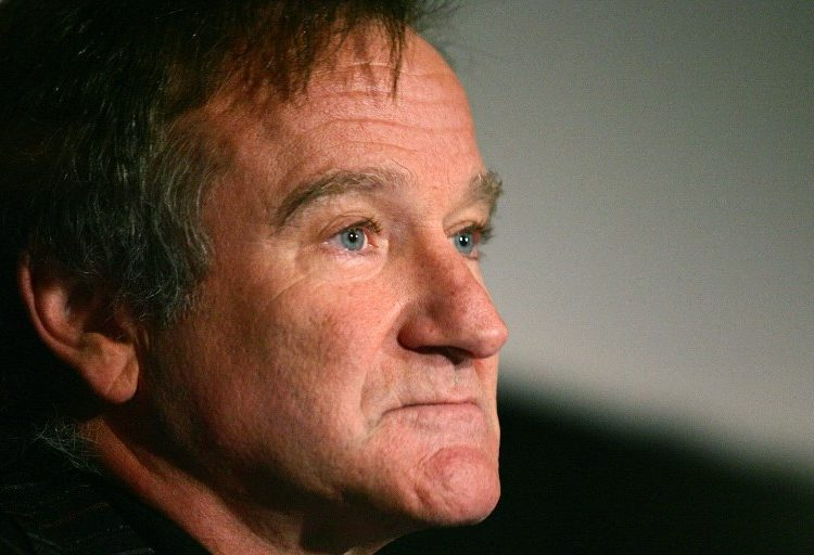suicidios robin williams