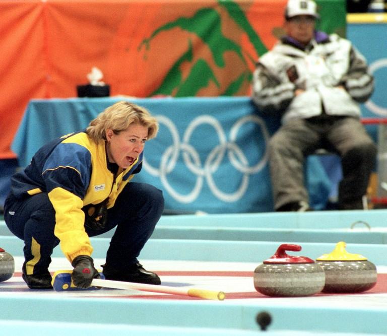 curling olímpicos