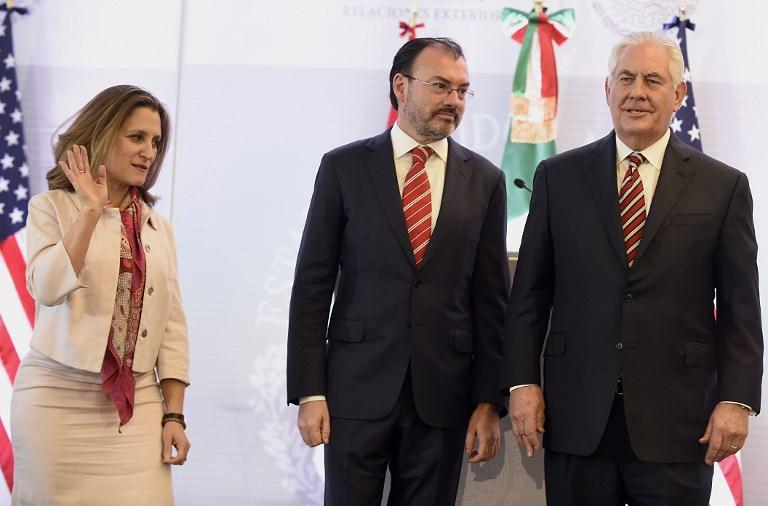 MEXICO-US-TILLERSON