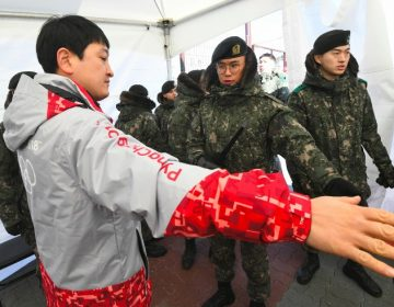 La propagación de un virus lleva al despliegue de cientos de militares para los Olímpicos de Invierno