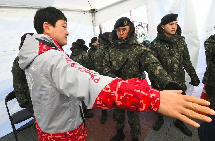 norovirus virus corea olímpicos