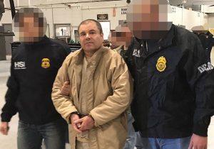 """El Chapo dice que sin fondos para defenderse su juicio será """"una farsa"""""""