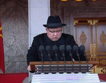 ¿Fiesta militar en Corea del Norte? Kim Jong Un muestra sus tanques y misiles en un desfile