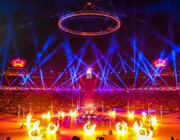 Apretones de manos, unión, un infiltrado: 6 momentos de la inauguración de Pyeongchang 2018