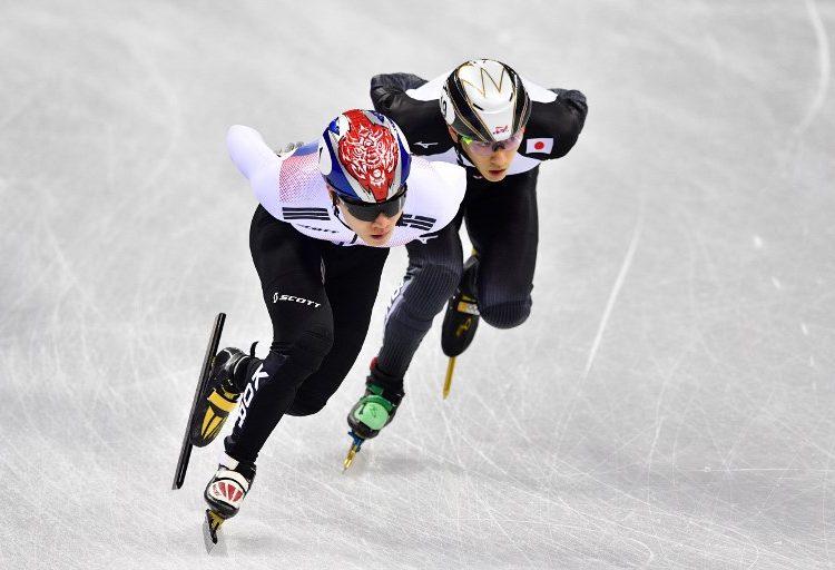 japonés olímpicos Kei Saito