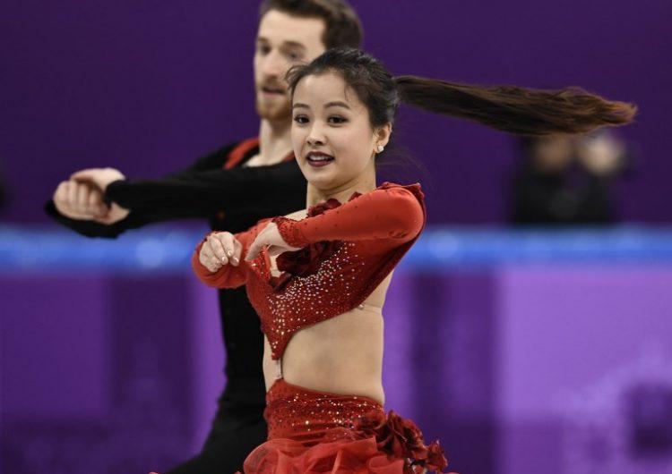 """Yura Min, la atleta que patinó al ritmo de """"Despacito""""… y con su vestuario roto"""