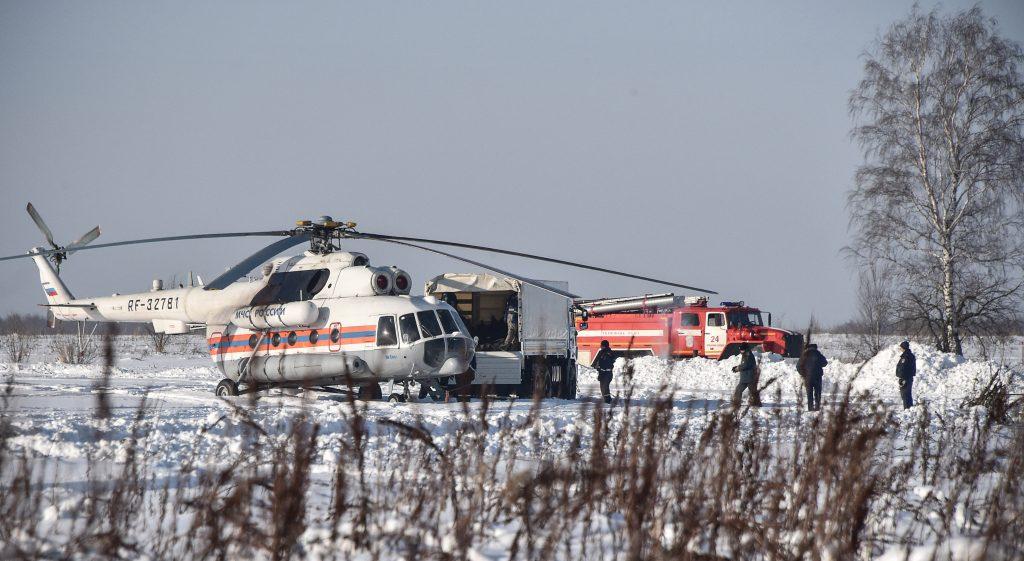 Avión ruso