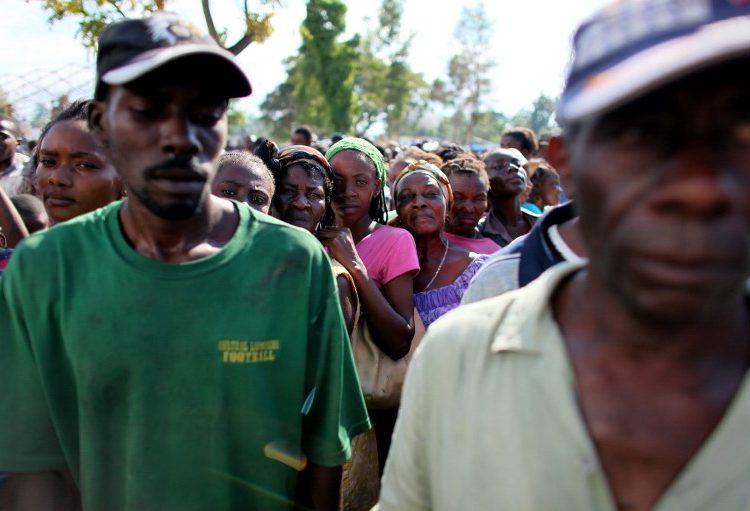 vergüenza haití disculpas