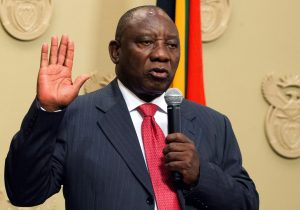 Cyril Ramaphosa promete combatir la corrupción como nuevo presidente de Sudáfrica