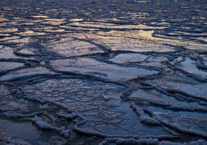 """Una capa de hielo nos protege de la """"bomba"""" de mercurio del subsuelo norteamericano"""