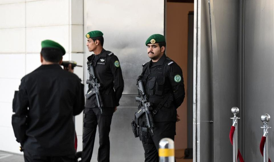 mujeres saudíes ejército requisitos