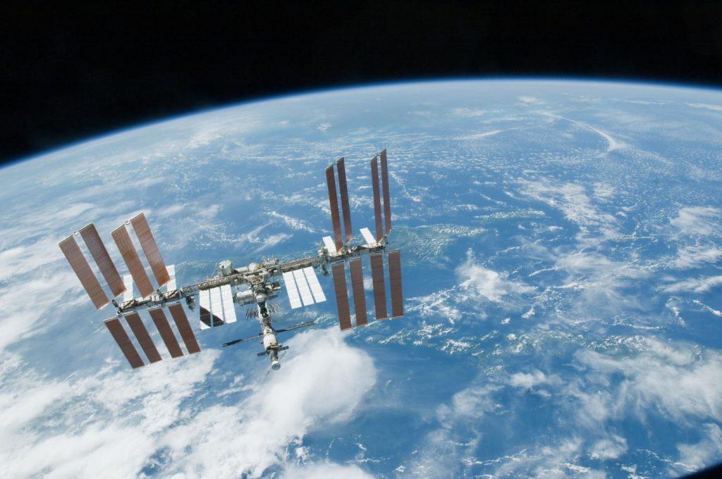 NASA Estación espacial