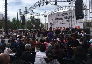 Suma de ex militantes de otros partidos, no afecta a Morena: AMLO