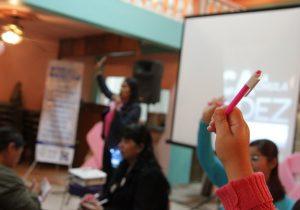 Promueven diálogo, deporte y cultura en distrito 9