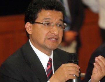 Agentes complementaban orden de aprehensión y huyeron por temor: Rubén Vasconcelos