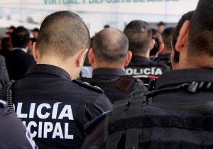 Incrementan en 20% el salario de la Policía Municipal de Pabellón de Arteaga