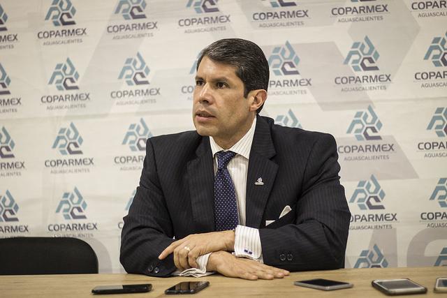Pegan delitos a 48% de socios Coparmex