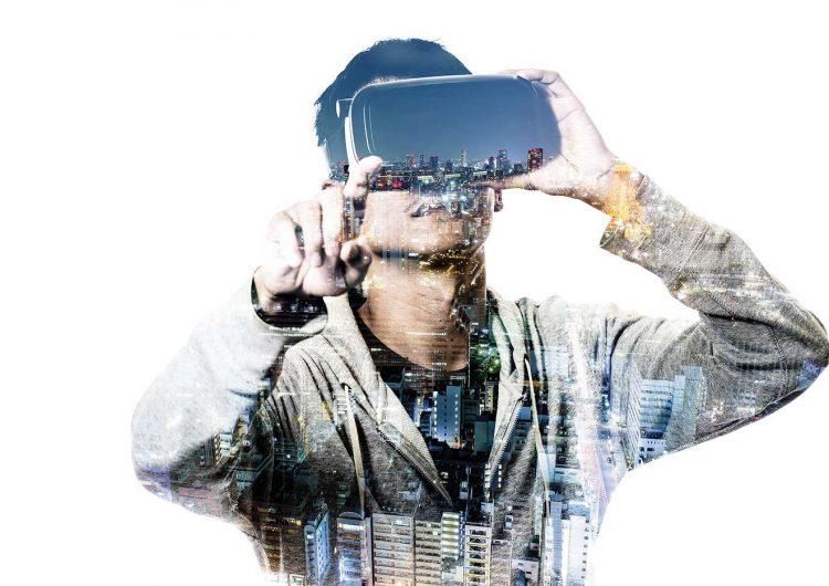 Cómo la realidad virtual busca cambiar tu vida con unos lentes