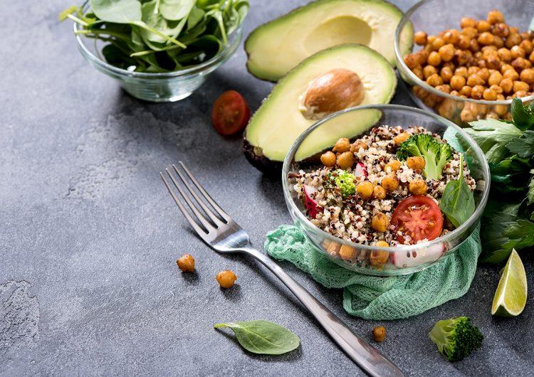 dieta vegana salud
