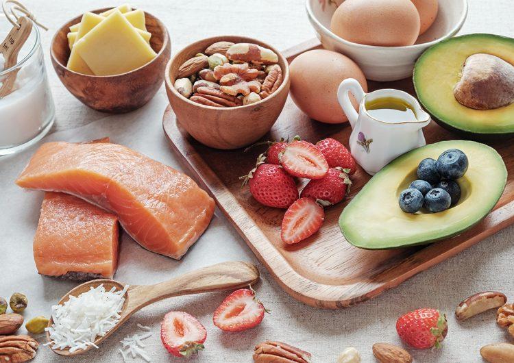 dieta cetogénica bajar peso salud