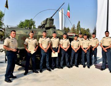 Conmemora Aguascalientes Día del Ejército Nacional