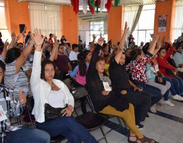 Confirma PRI primer grupo de candidatos locales