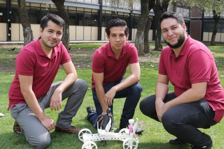 El IPN quiere ir a Marte: presentará en la NASA un prototipo de vehículo que explore el planeta
