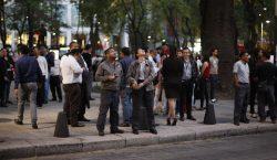 ¿Cómo se vivió el sismo en la Ciudad de México?…