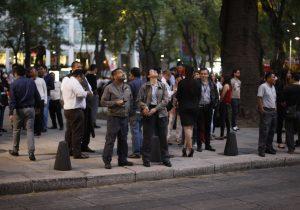 ¿Cómo se vivió el sismo en la Ciudad de México? (fotos y videos)