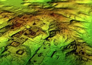 Un escáner de alta tecnología detecta ciudad maya en Guatemala
