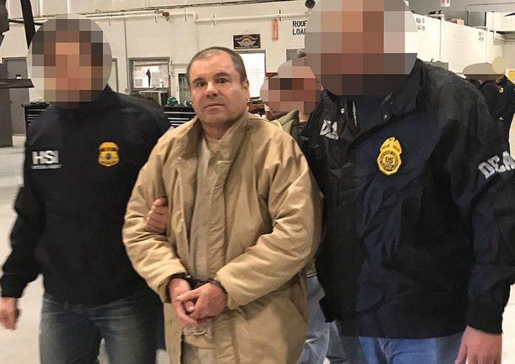 """El jurado del juicio del """"Chapo"""" permanecerá en el anonimato por razones de seguridad"""