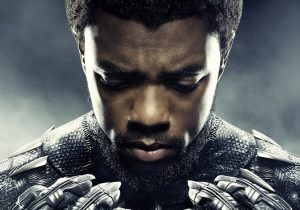 Llega a cines Pantera Negra