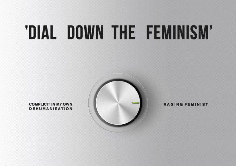 """Un profesor le pidió a una estudiante de arte que le """"bajara al feminismo"""" y esta fue su respuesta"""
