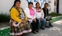 Las defensoras, el grupo de mujeres mazahuas que lucha contra…