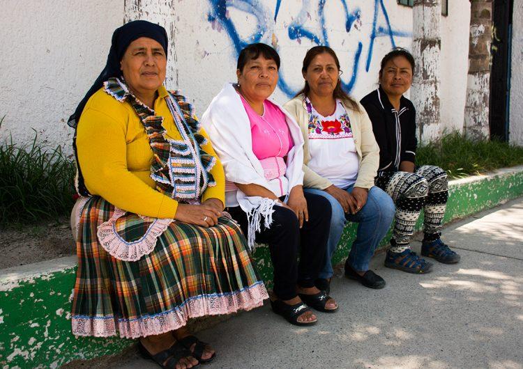Las defensoras, el grupo de mujeres indígenas que lucha contra la violencia de género
