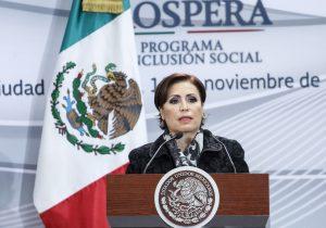 Auditoría señala desvíos millonarios en Sedesol y Sedatu durante gestiones de Rosario Robles