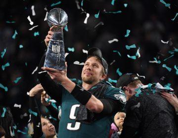 Nick Foles, de pensar en el retiro a dar a las Águilas su primer Super Bowl