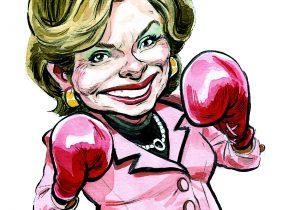 Las mujeres no van a permitir que el miedo gobierne sus vidas: Gloria Allred