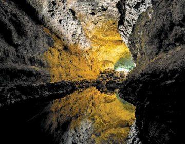 ¿A dónde llevan los túneles profundos de la Luna?