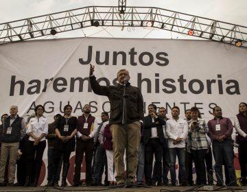 Va Morena dividido a proceso electoral