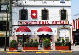 Pastelería Suiza, una leyenda que ha sobrevivido a crisis y terremotos