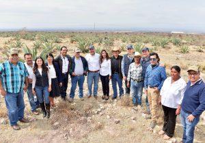 Entrega gobernador infraestructura en Tepezalá