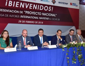 Reconoce presidente nacional de Canacar, política económica de Aguascalientes