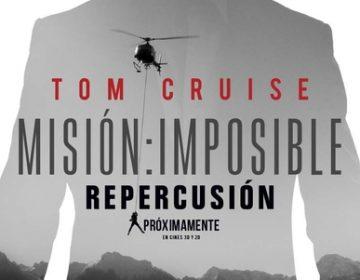Lanzan trailer de Misión Imposible 6