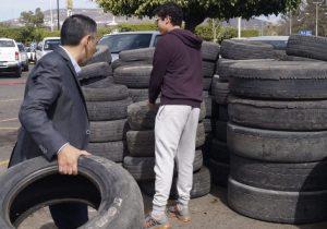 Instituto de Ecología encabeza campañas de recolección de neumáticos